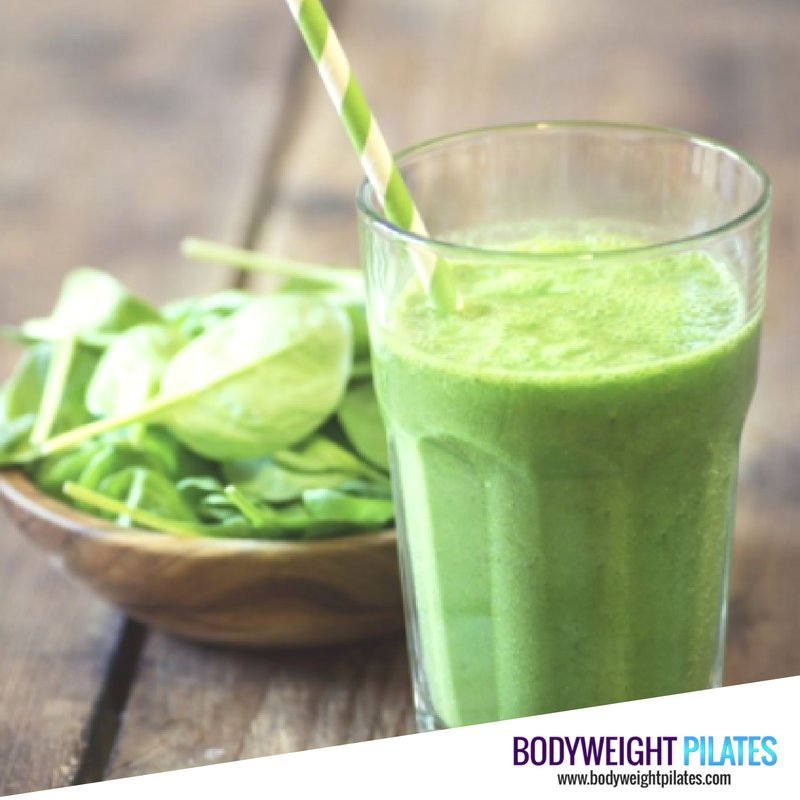 Spinach Power Smoothie